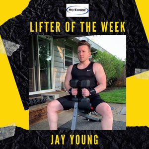 Lifter of the Week - Jay Young
