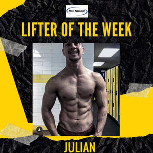 Lifter of the Week - Julian
