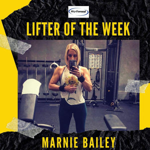 Lifter of the Week - Marnie Bailey