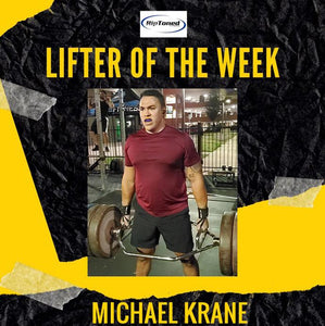 Lifter of the Week - Michael Krane
