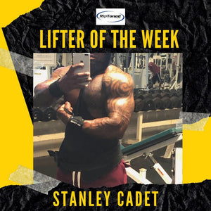 Lifter of the Week - Stanley Cadet