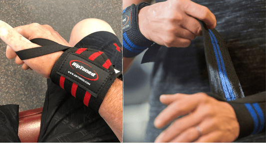 Wrist Wraps Vs Lifting Straps