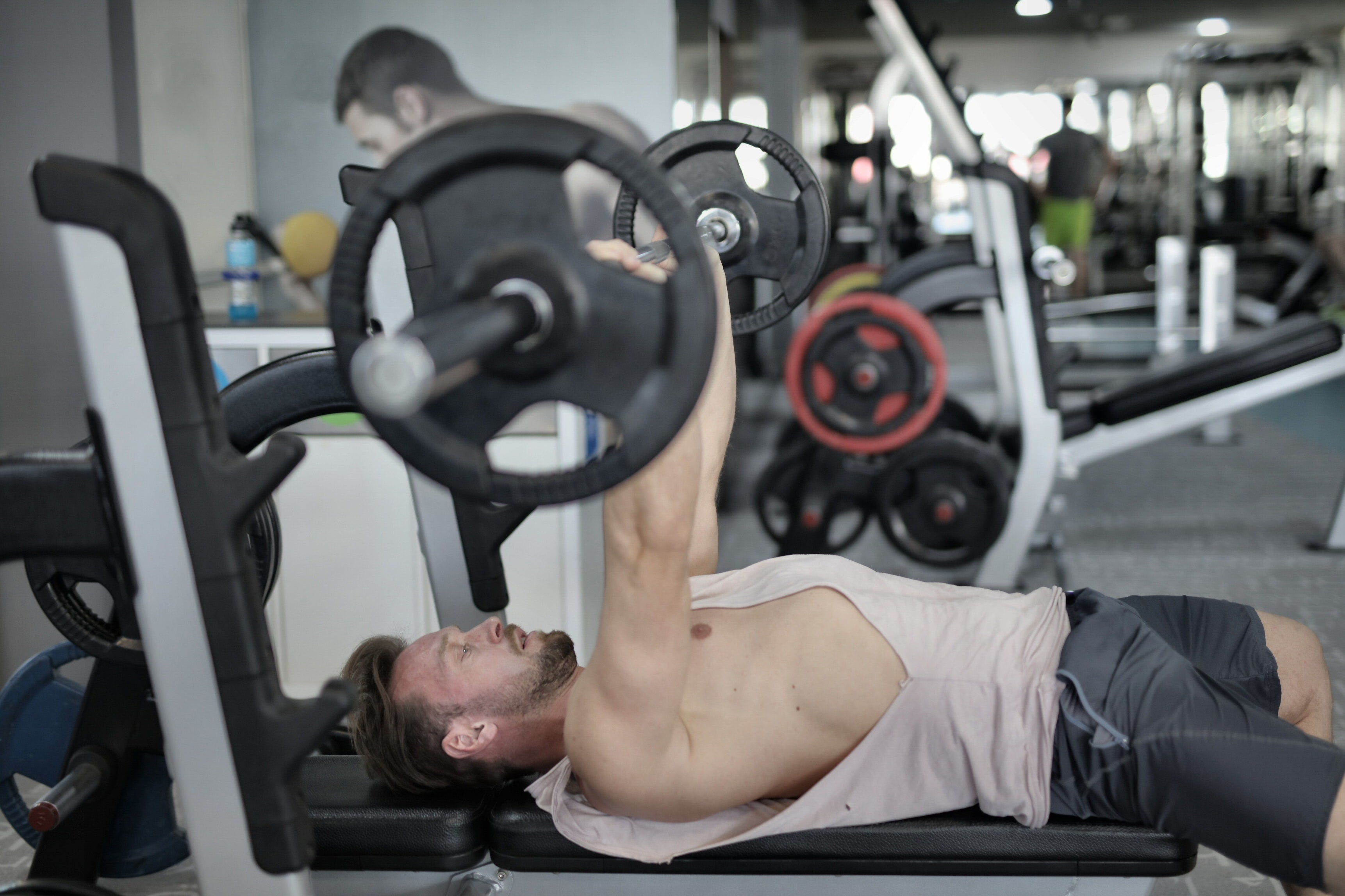 Bench Press to Success