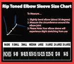 5mm Elbow Sleeve (SINGLE) - Rip Toned