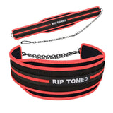Weightlifting Dip Belt Rip Toned