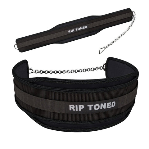 "Dip Belt By Rip Toned - 6"" - Rip Toned"