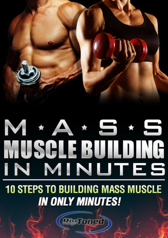 Mass Muscle Building in Minutes - Rip Toned