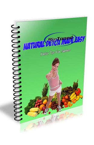Natural Detox Made Easy - Rip Toned