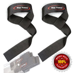Padded Weightlifting Straps For Smaller Wrists - Rip Toned