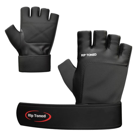 Weightlifting Gloves - Rip Toned