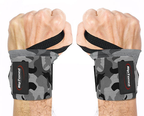 Wrist Wraps (Less Stiff) - Rip Toned
