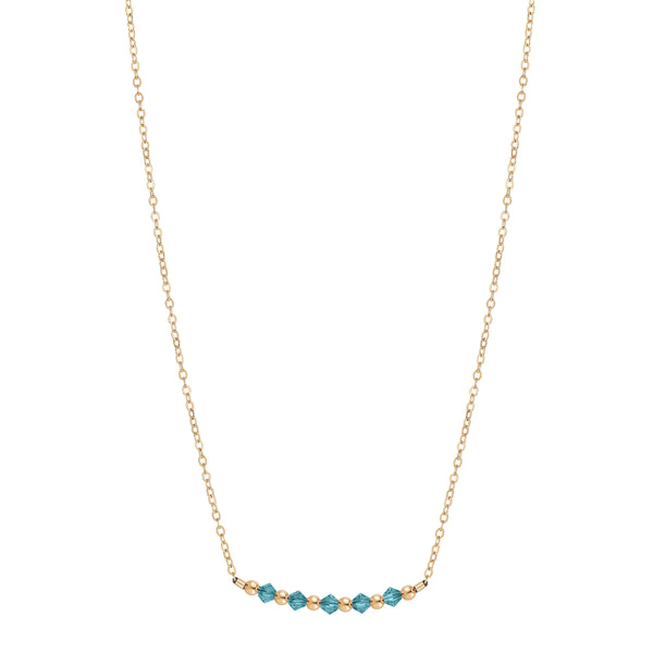 Birthstone Collection - December Necklaces