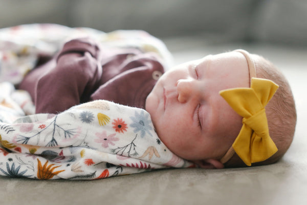 The Fable - Organic Bamboo Swaddle