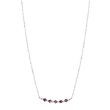 Birthstone Collection - February Necklaces