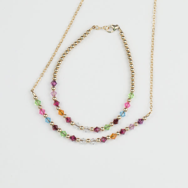 Birthstone Collection - Custom Birthstone Necklaces