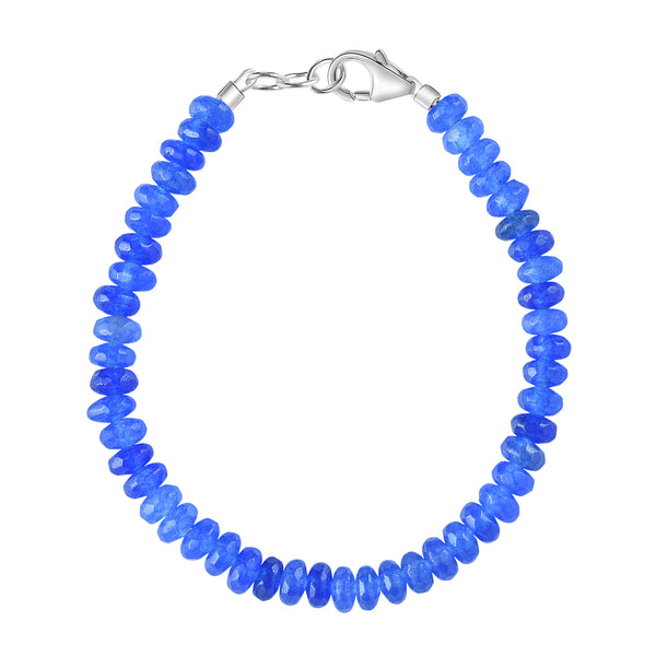 Azure Blue 3mm Bracelet
