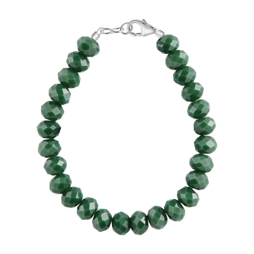 Forest Green 5mm Bracelet