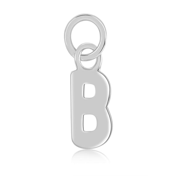 Sterling Silver Initial Charms