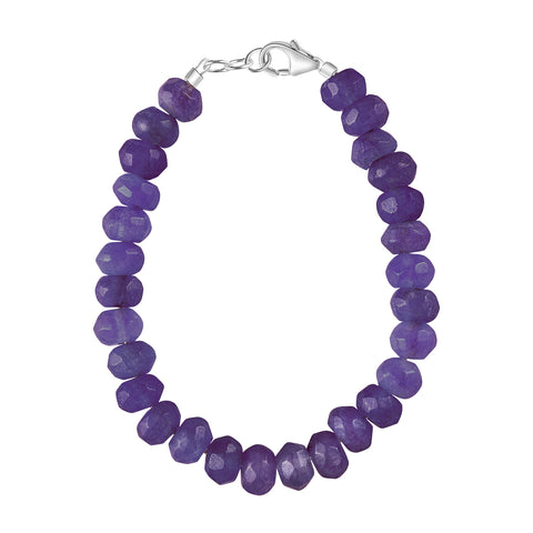 Iris Purple 5mm Bracelet