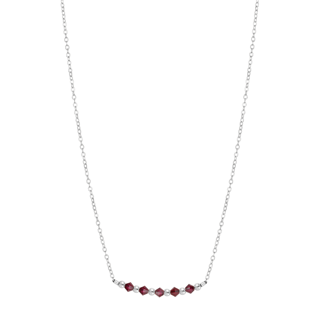 Birthstone Collection - July Necklaces