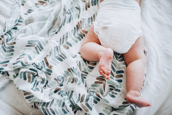 The Fern - Organic Bamboo Swaddle