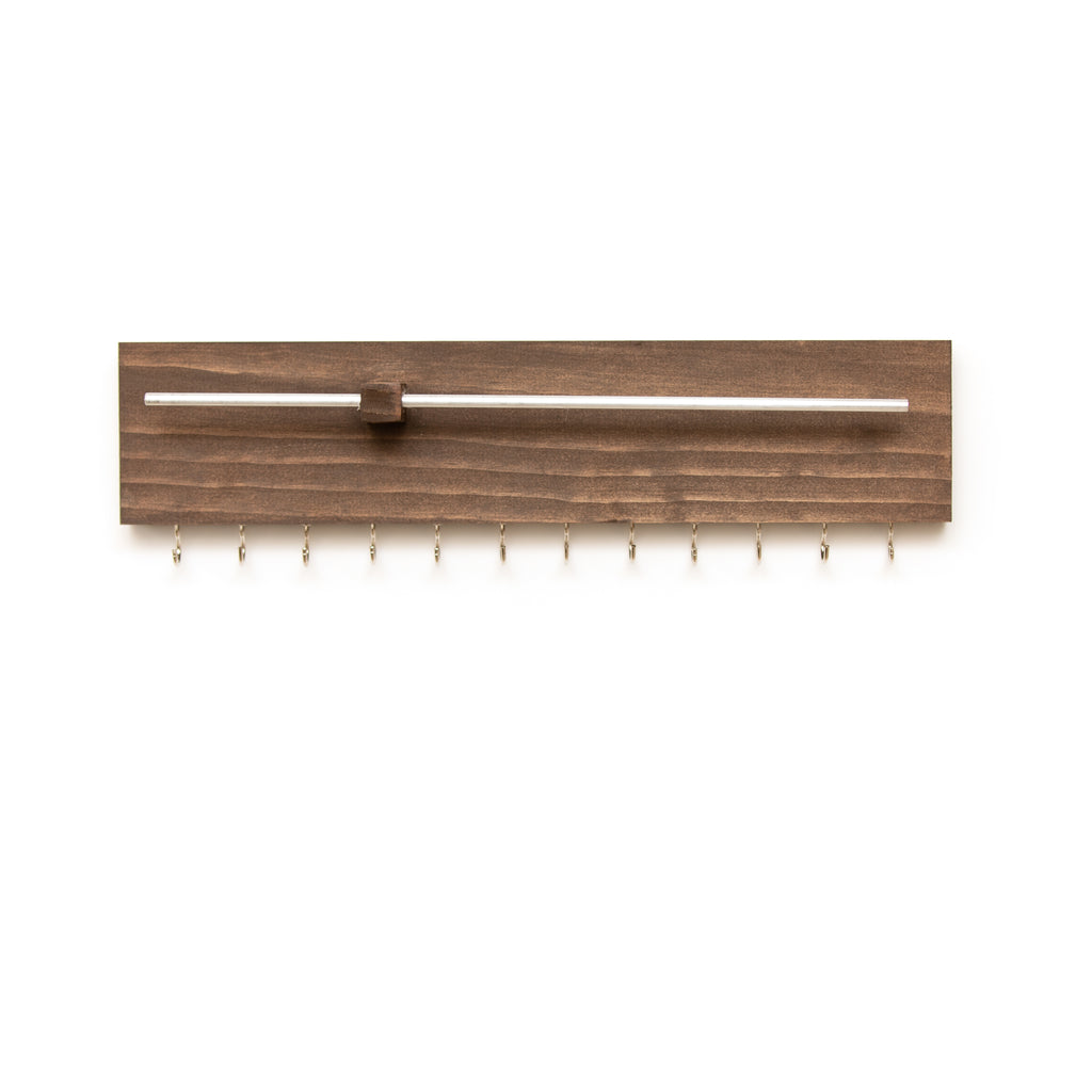 The Shelby Hanging Organizer - Brown