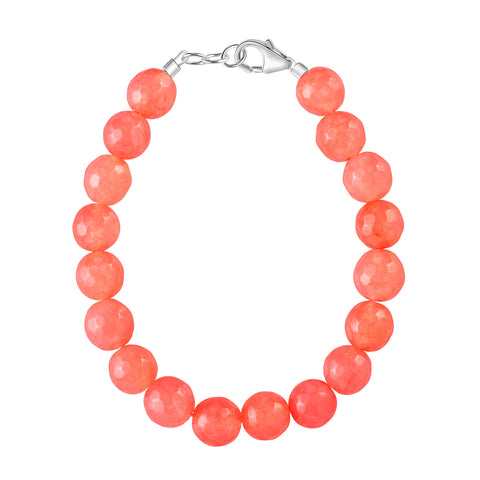 Grapefruit 6mm Bracelet