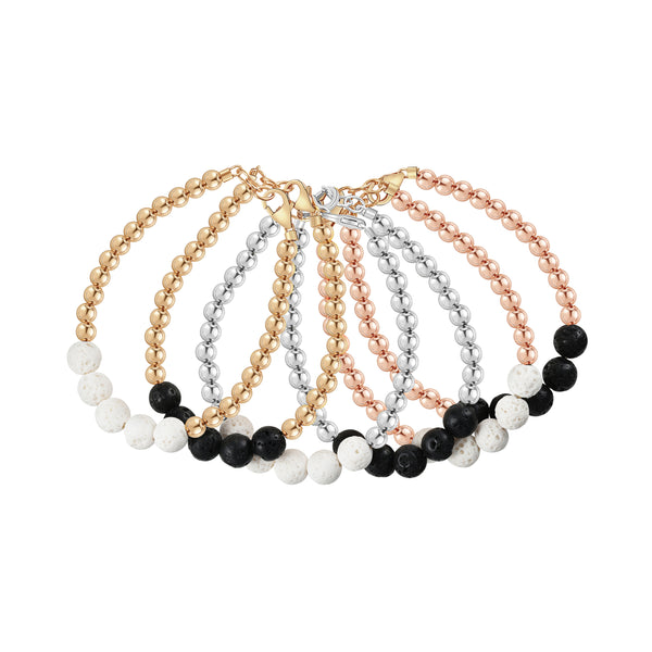 The Jordan Diffusing Bracelet Collection