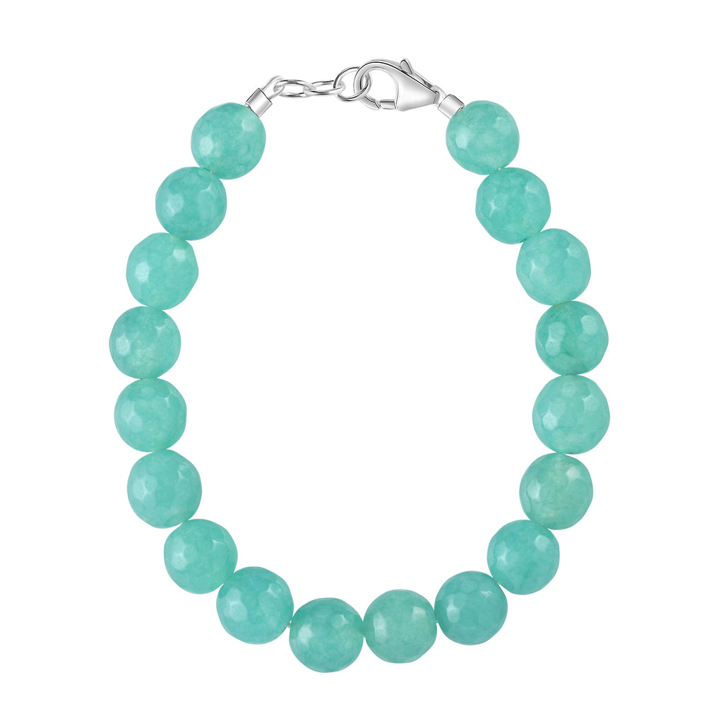 Jade Blue 6mm Bracelet