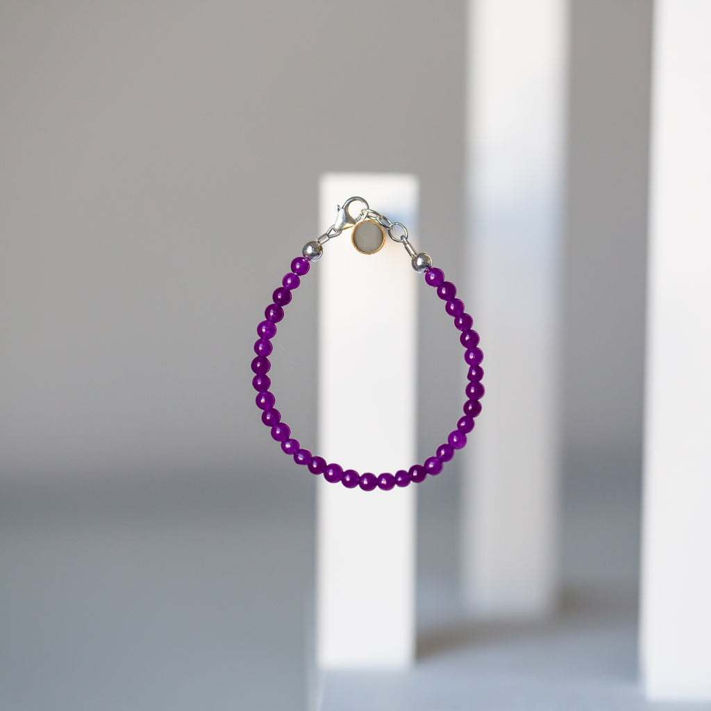 Grape 3mm Bracelet