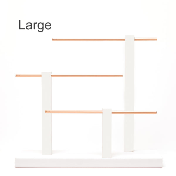 The Darcy Organizer - White