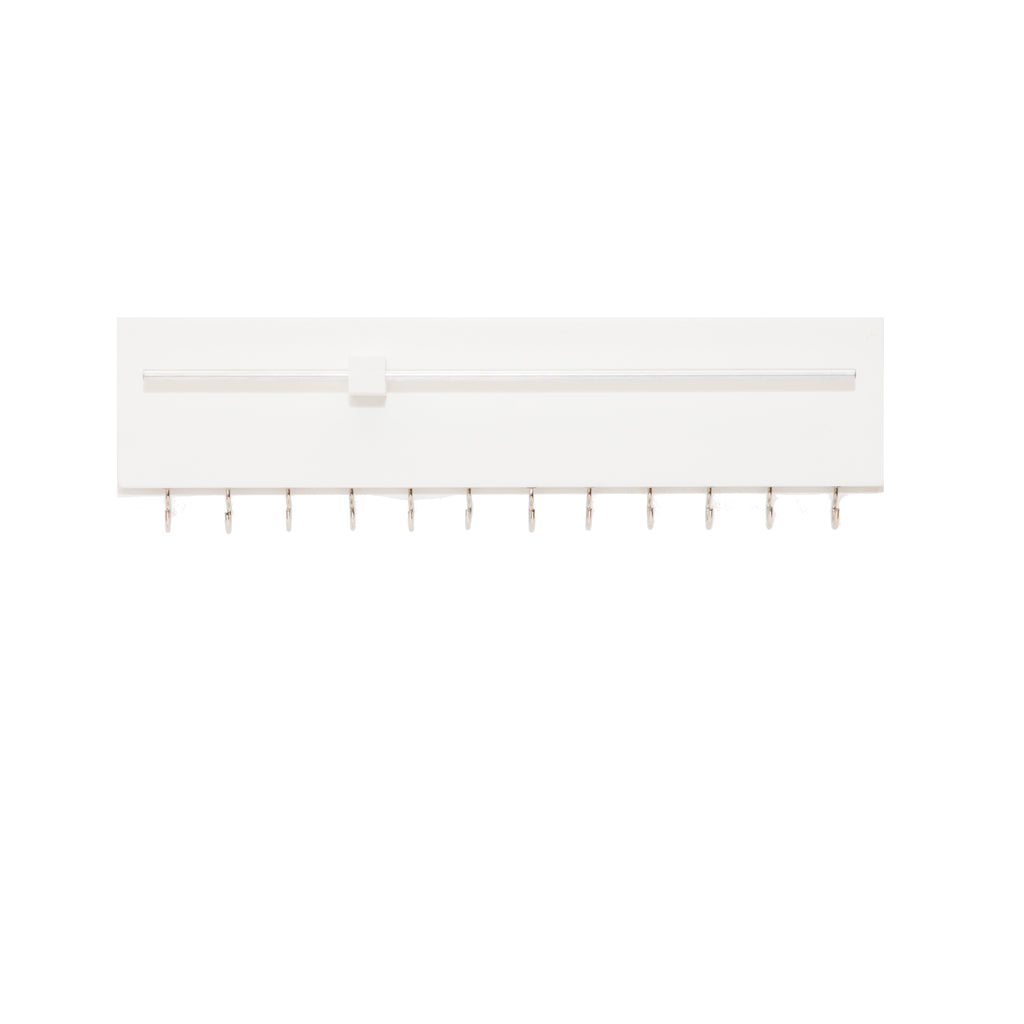 The Shelby Hanging Organizer - White