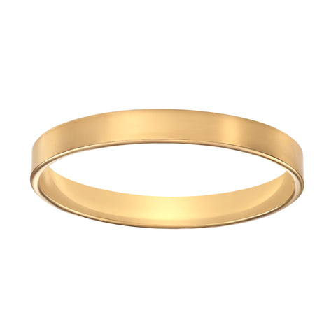 Thick Band Stacking Rings