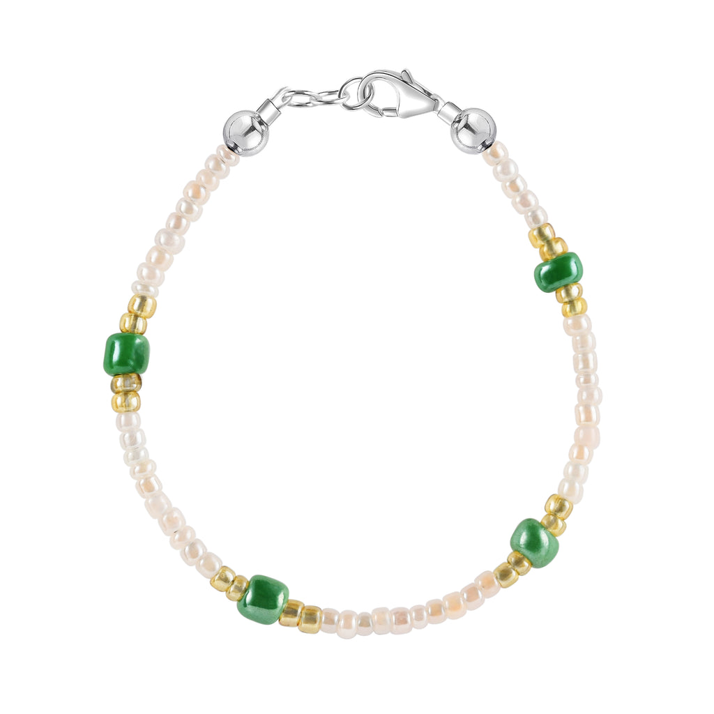 The Gracie in Green Bracelet