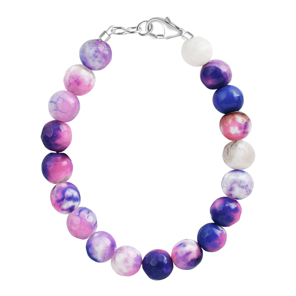 Cotton Candy 6mm Bracelet