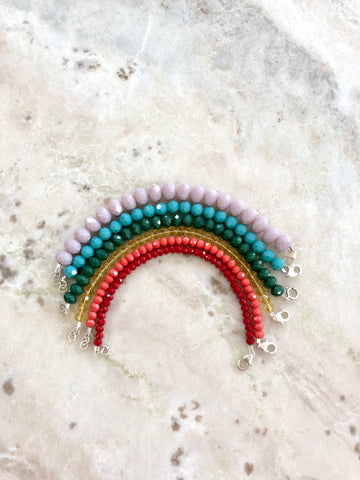 Taste the Rainbow 🌈 Bracelet Set