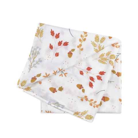 The Foliage - Organic Bamboo Swaddle