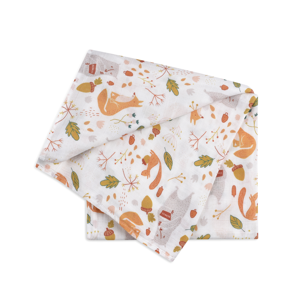 The Critter - Organic Bamboo Swaddle