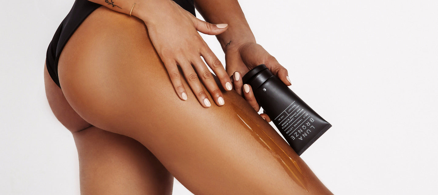 Luna Bronze | Radiant Self Tanning Lotion