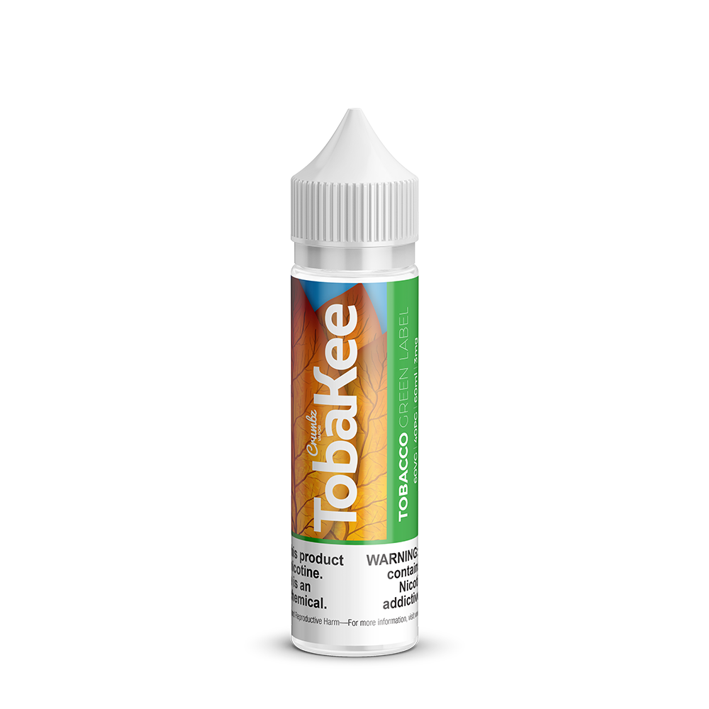 Tobakee Green 60 ml