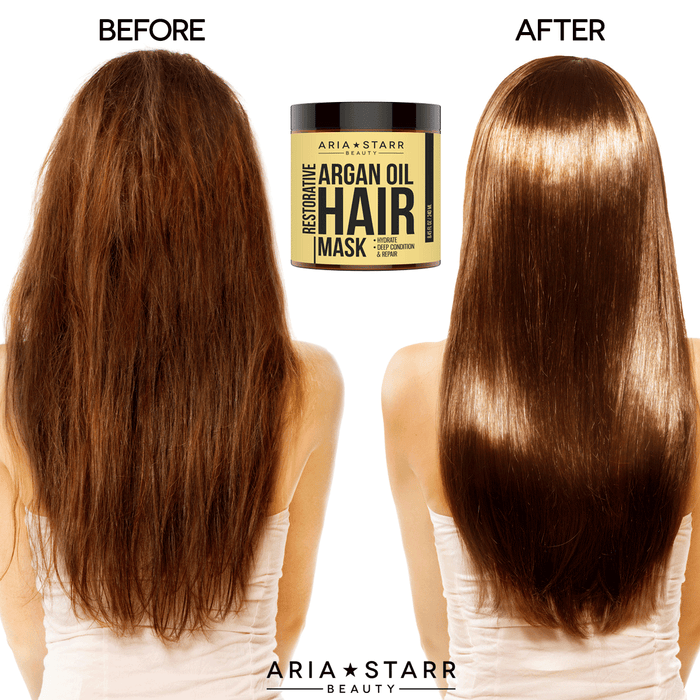 Restorative Argan Oil Hair Mask