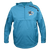 Fanatics Sharks Teal 1/4 Zip Anorak Jacket