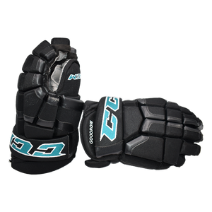 Used Barclay Goodrow CCM Gloves