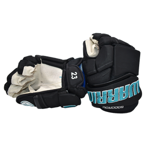 Used Barclay Goodrow Warrior Gloves