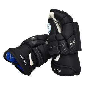 Used Brenden Dillon Warrior Gloves