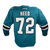Prostock Teal Sharks Jersey - Tim Heed #72