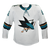 Game Used Pro White Sharks Jersey - Radim Simek #51