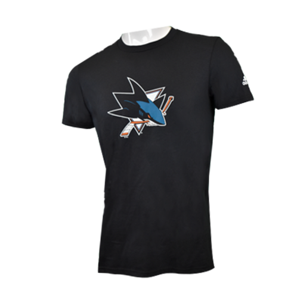 Adidas Sharks Go-To Short Sleeve Shirt