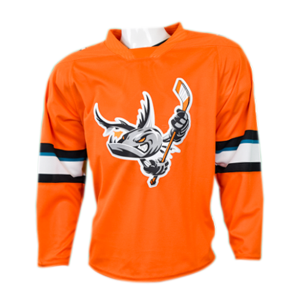 Barracuda Replica Jersey Orange