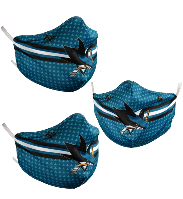 Sharks Mask 3 pack - Buy 2 Get 1 Free